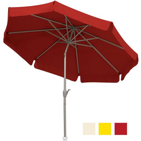 Sonnenschirm Orlando in verschiedenen Farben