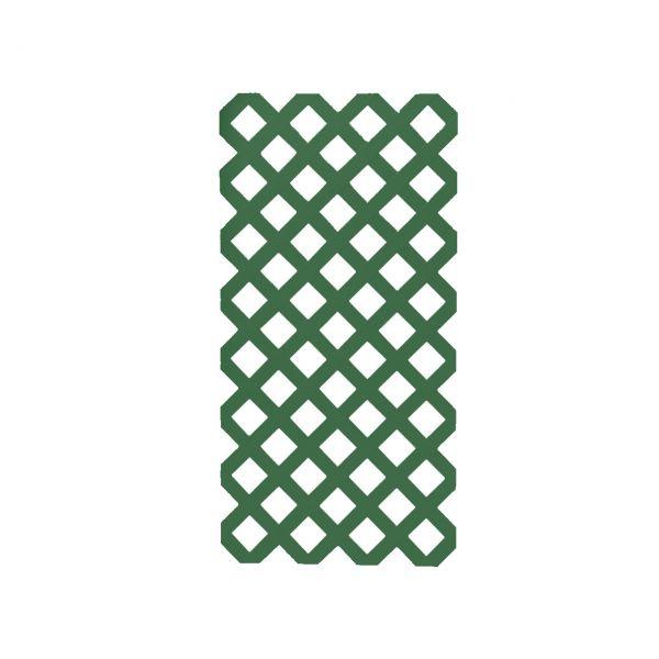Rankgitter Spalier Coventry-Classic, grün