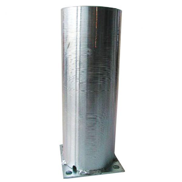 Metallfuß für Pfosten 9 x 9 Light-Line