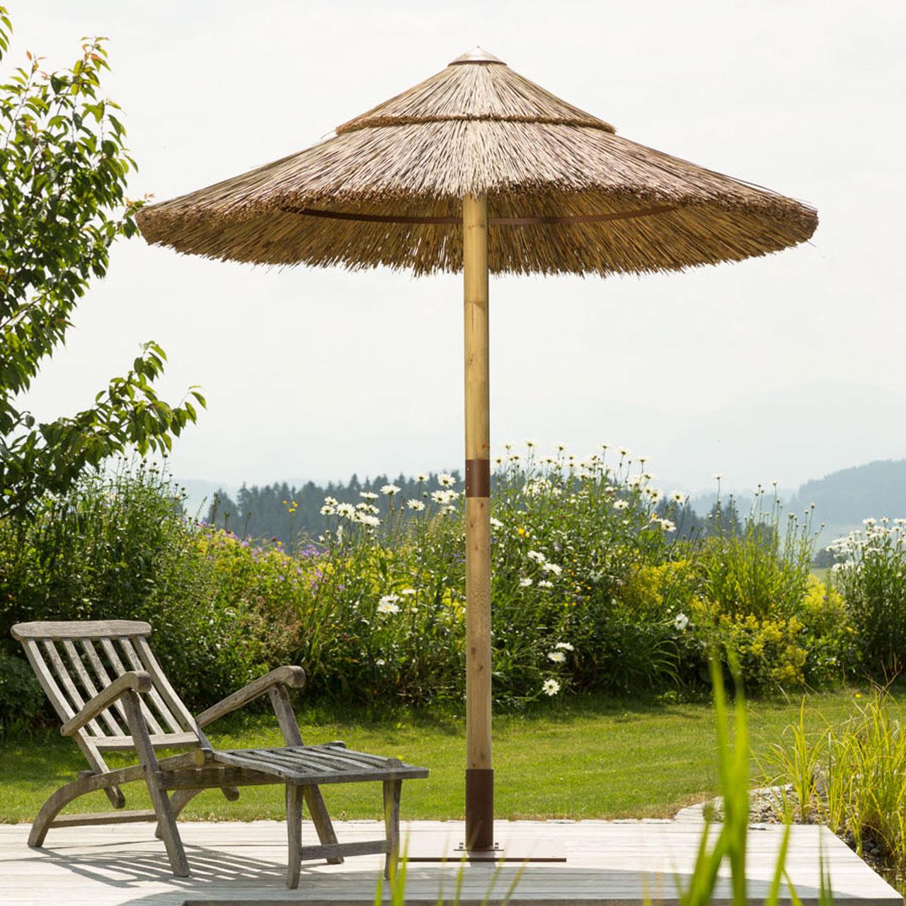 sonnenschirme f r terrasse. Black Bedroom Furniture Sets. Home Design Ideas