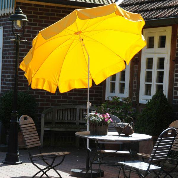 Sonnenschirm HUSUM, rund Ø 200cm