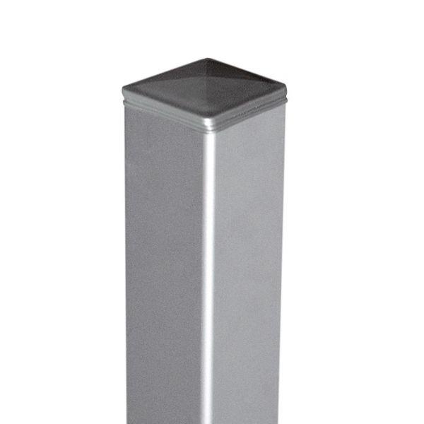 ALU-Pfosten 6x6, matt