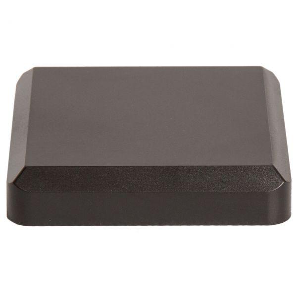 Pfostenkappe 7x7 Sichtschutzzaun Solid, anthrazit