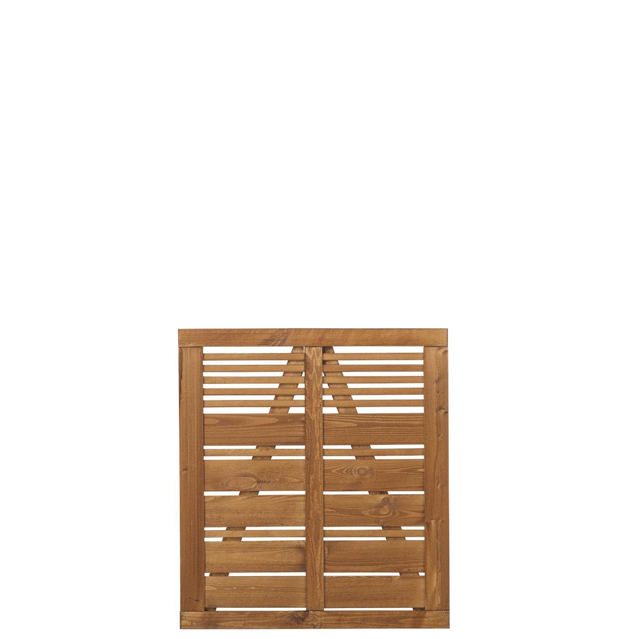 t r zu sichtschutz holz silence teak. Black Bedroom Furniture Sets. Home Design Ideas