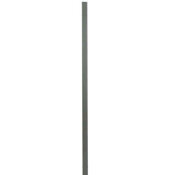 Pfosten quadratisch 60mm, Höhe 150 cm