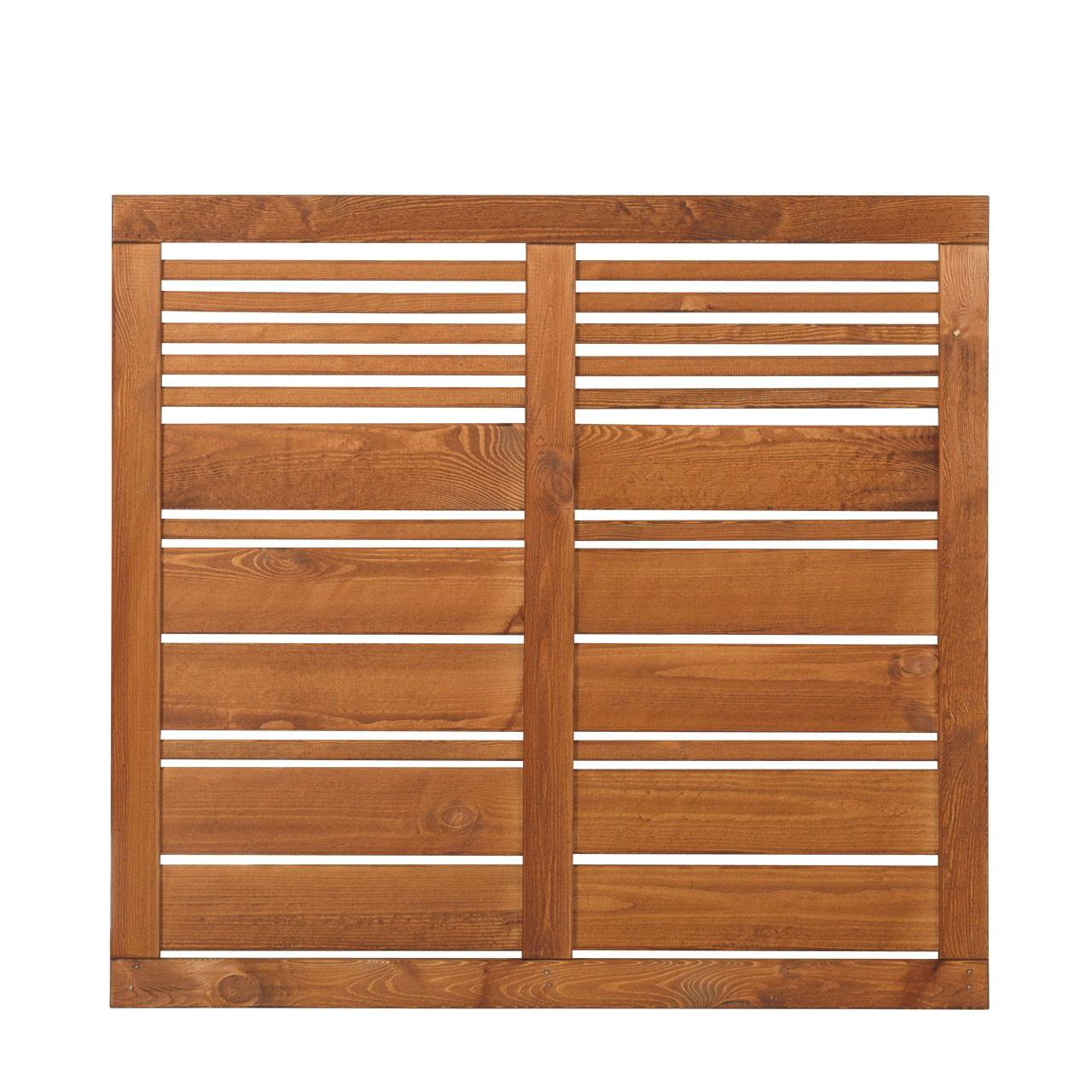 Sichtschutzwand Holz Silence Teak Sichtschutz Welt De