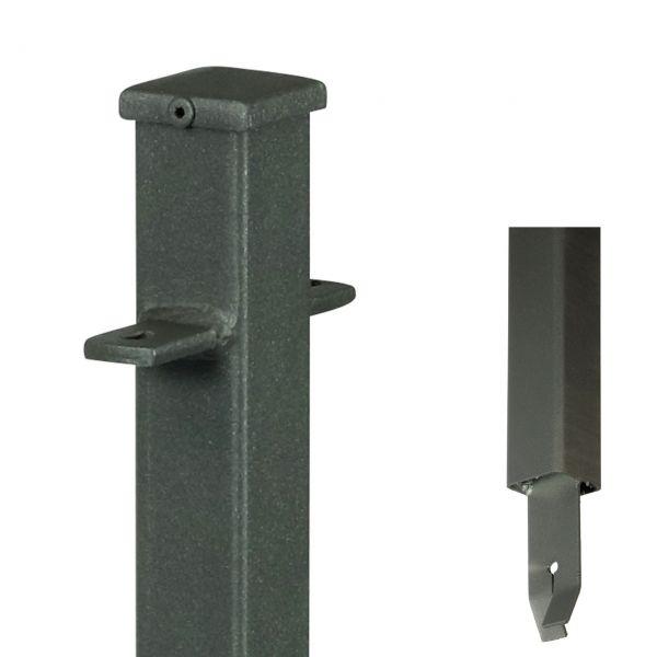 Mittelpfosten quadratisch, H: 120cm