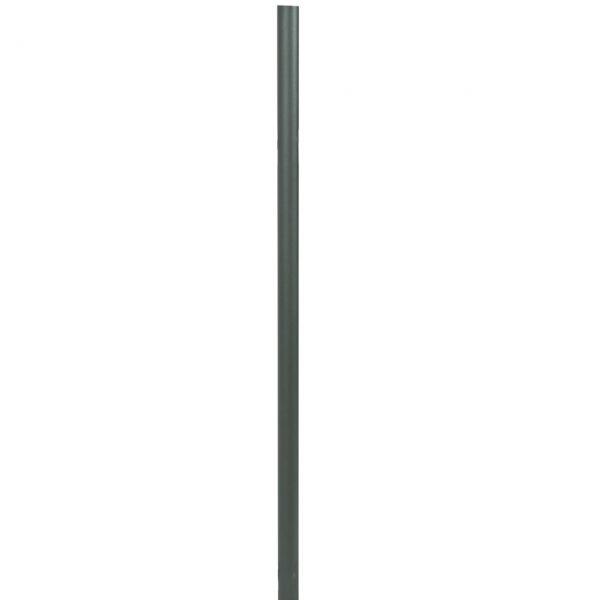 Pfosten Pforte/Tor rund 76mm, Höhe 150 cm