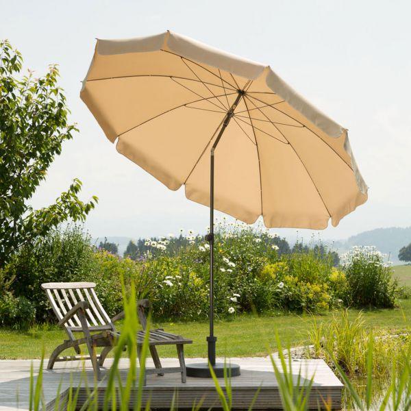 Sonnenschirm AQUILLA, rund Ø 250cm