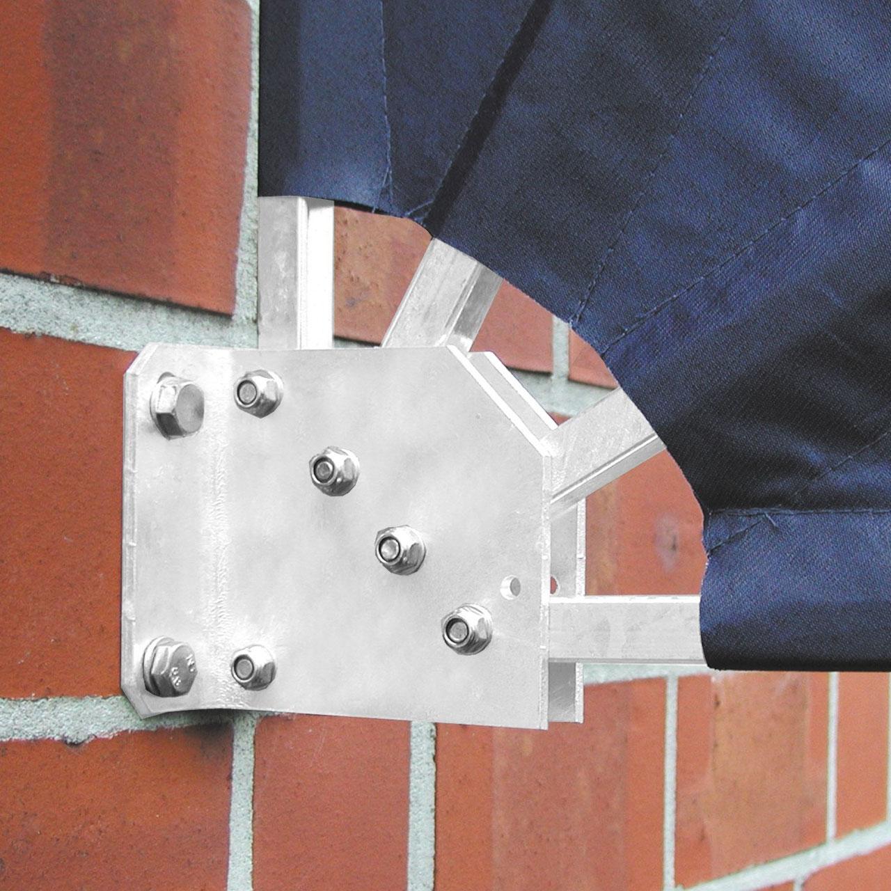 Balkon Sichtschutzfacher 140cm Inkl Schutzhulle Sichtschutz