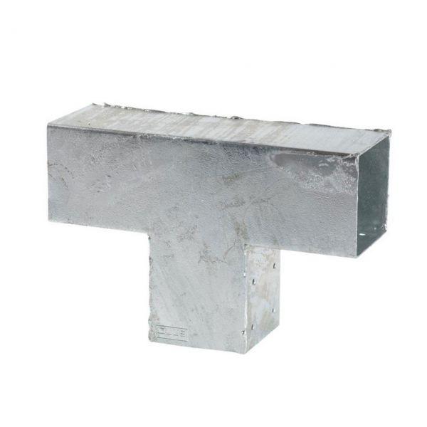 Cubic Verlängerungs-Beschlag 180°, 3 Pfosten