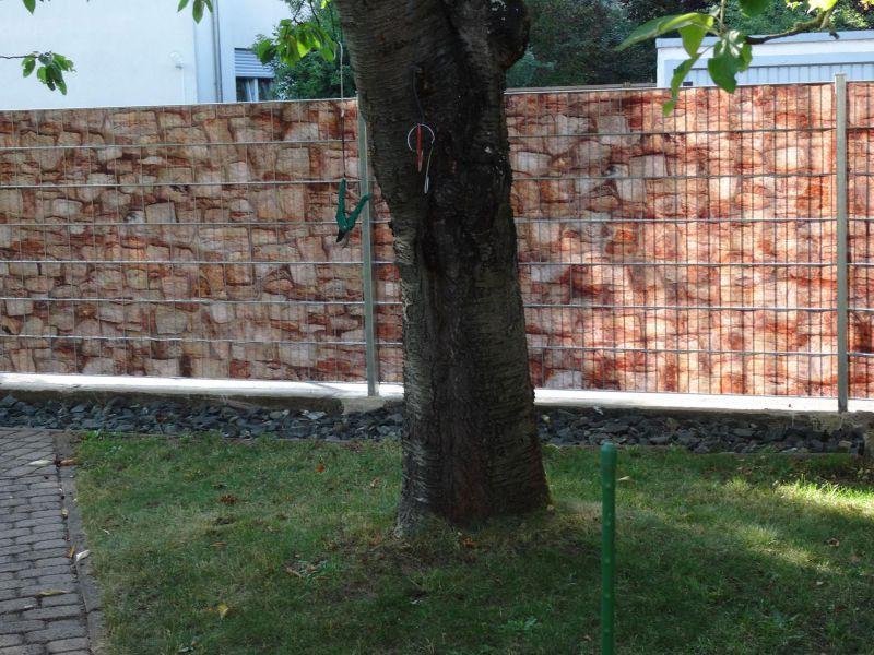 Sichtschutzstreifen Fur Doppelstabmatten Und Zaune