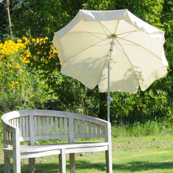 Sonnenschirm LÜBECK, rund Ø 200cm