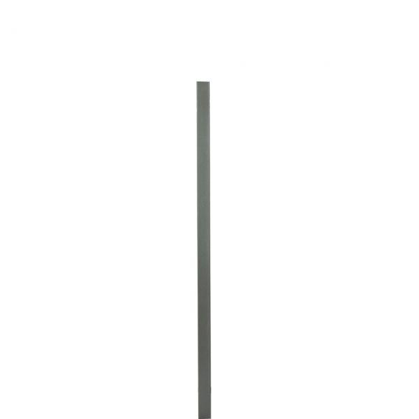 Pfosten quadratisch 60mm, Höhe 90 cm