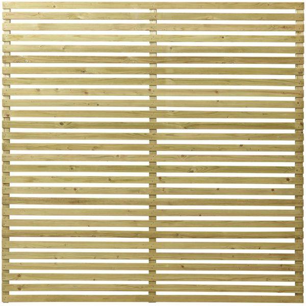 Holz Sichtschutz-Zaun, Toyko natur