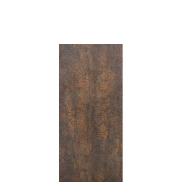 Einzelprofil XL Keramik Steckzaun StoneFence, Rostoptik