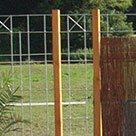 Sichtschutz Montagesystem