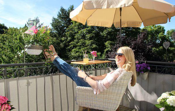 Sichtschutz Für Garten Terrasse Und Balkon Sichtschutz Weltde