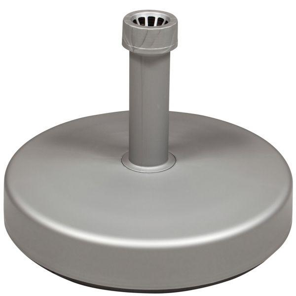 Sonnenschirmständer zum Befüllen, 25 Liter