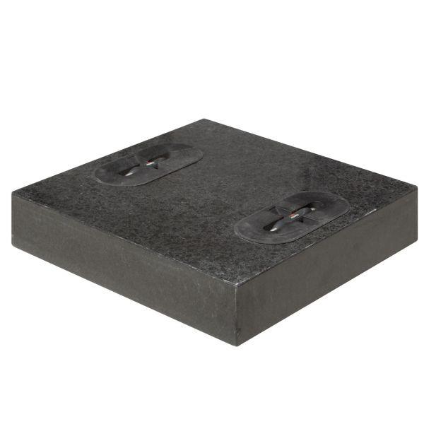 Granit Design-Platte 55 kg, grau