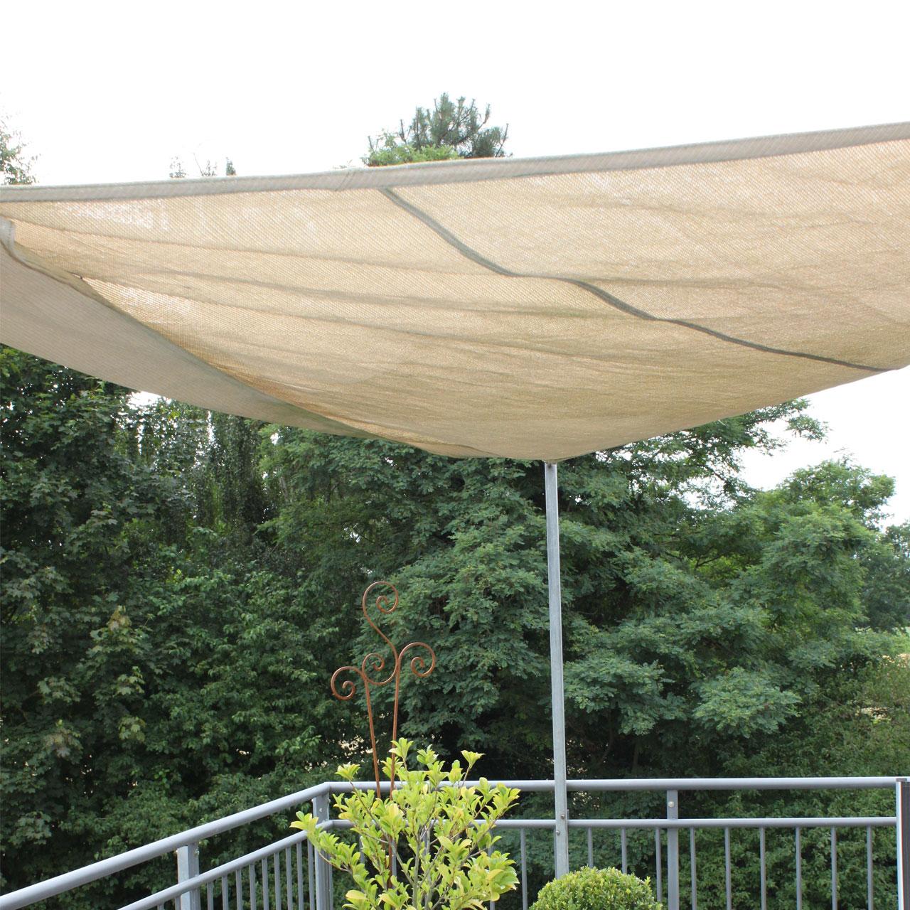 Sonnensegel Torino Dreieck Sichtschutz Welt De