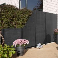 sichtschutz f r garten zaun sichtschutz. Black Bedroom Furniture Sets. Home Design Ideas