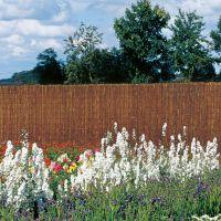 Sichtschutzzaun, Farnmatte Husum natur Höhe x Breite: 90 x 300 cm