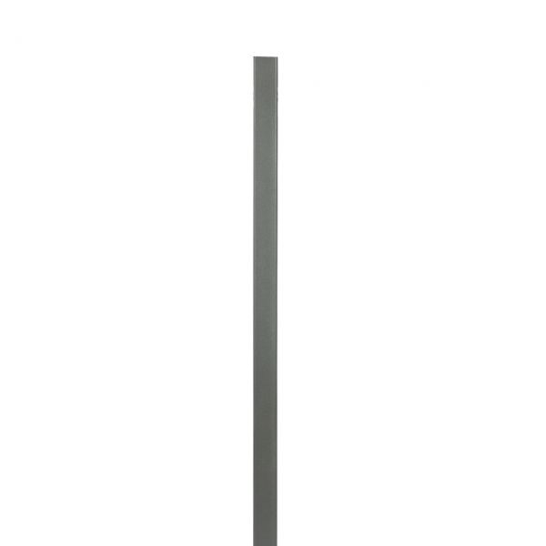 Pfosten Pforte/Tor 100mm quadratisch, Höhe 120 cm