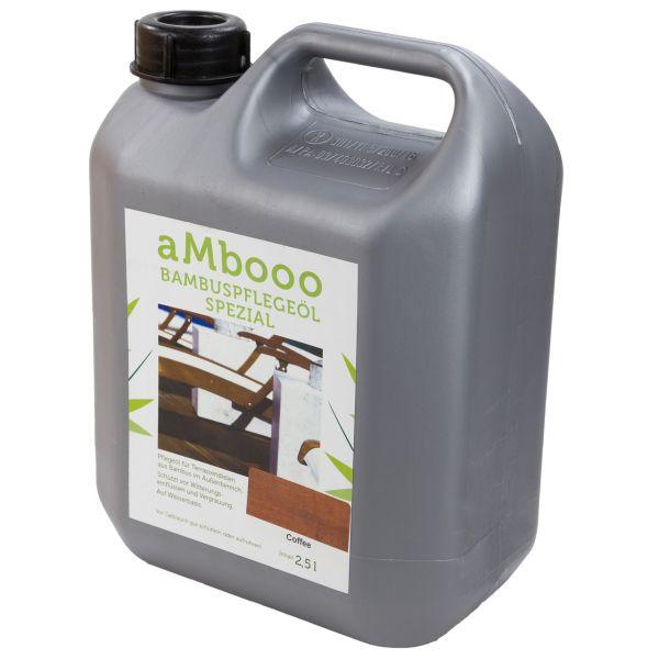 Bambus Pflegeöl Coffee