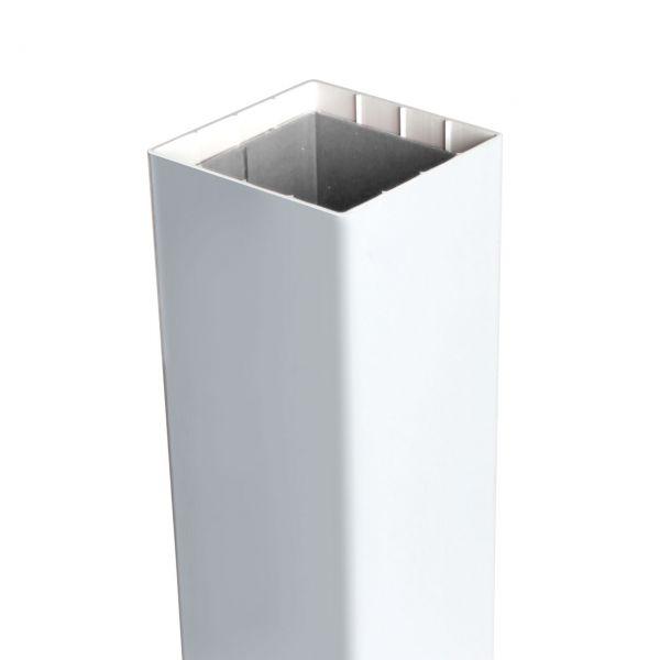 Pfosten Royal-Line 8,7 x 8,7, weiß