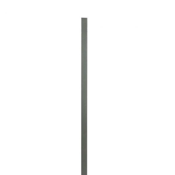 Pfosten Pforte/Tor 80mm quadratisch, Höhe 120 cm